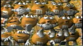 M&M's Minis Museum Chocolate Candy TV Commercial