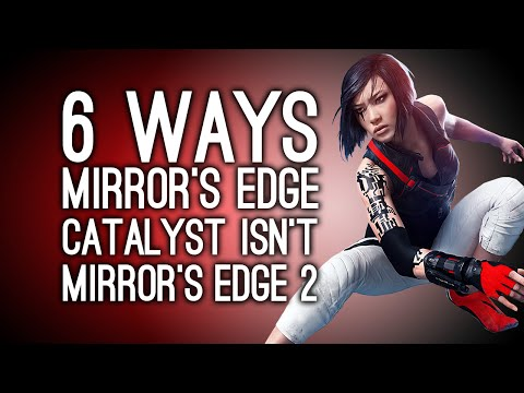 6 Ways Mirror's Edge Catalyst Isn't Mirror's Edge 2 - Mirror's Edge Catalyst at E3 2015
