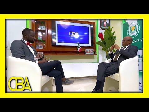 Exclusive Interview with Somaliland Central Bank Governor : ALI IBRAHIM JAMA on Financial Inclusion