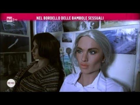 Nel bordello delle bambole sessuali - Nemo - Nessuno escluso 20/04/2018