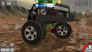Gigabit Off-road pt 3 - Driving Around #Jeeps