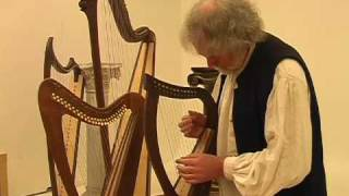 12-string Baby Harp, played by David Kettlewell