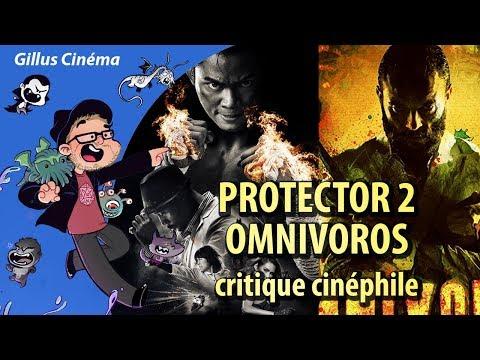 L'HONNEUR DU DRAGON 2 et OMNIVOROS - critiques cinéma streaming vf