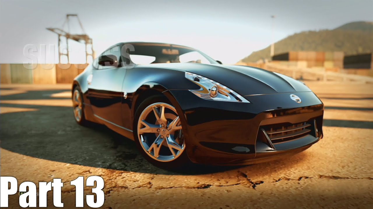 Forza Horizon 2 Fast And Furious Part 13 Nissan 370z