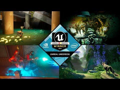 Celebrating Unreal developer success at E3 2019