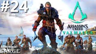 Zagrajmy w Assassin's Creed Valhalla PL odc. 24 - Szturm na Ravensburg