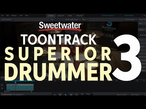 Toontrack Superior Drummer 3.0 Drum Software Review
