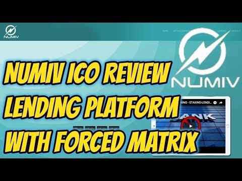 Numiv Coin ICO Review | Pre-sale Nov. 19