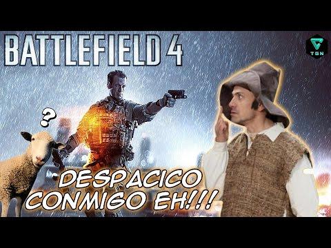 Battlefield 4 Despacico Conmigo - Ver Final