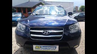 Hyundai Santa Fe Automata 2.2 CRDI 155 LE