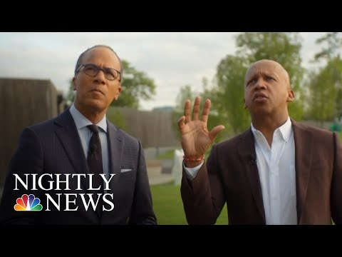 Extended Interview: Bryan Stevenson Reflects On America's Painful Past | NBC Nightly News