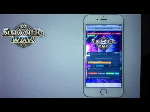 Summoners War Hack 2017-Get Unlimited Free Crystals & Level hack iOS+Android