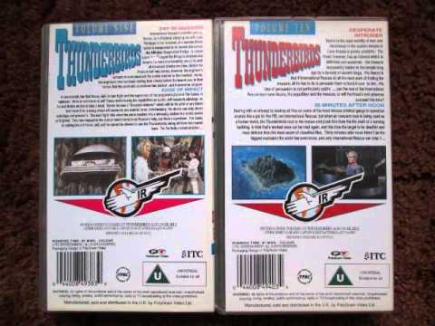 My Thunderbirds Video Collection (Polygram Video Version)