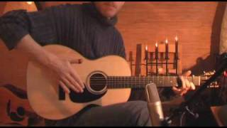 Silent Night - acoustic guitar
