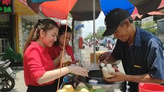 Bán kem dừa Thái Lan kiếm 100 triệu tháng