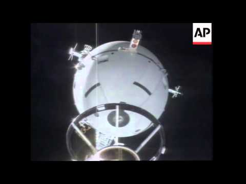 SPACE: US SPACE SHUTTLE COLUMBIA MISSION UPDATE (2)