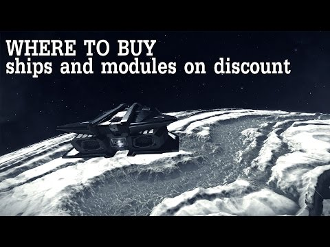 Elite: Dangerous. Where to buy Ships and Modules on discount