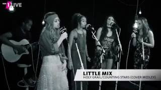 Little Mix - Counting Stars/Holy Grail / Smells Like Teen Spirit (1 Live Session )