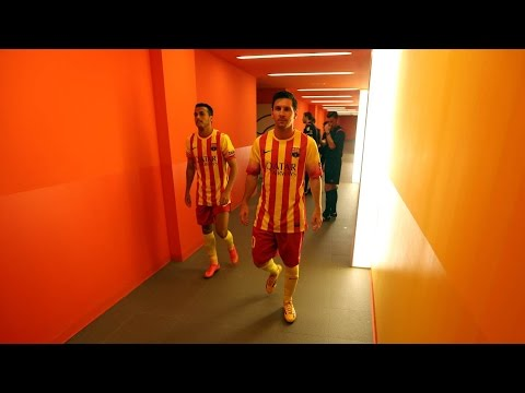 INSIDE VIEW - FC Barcelona - Athletic Club (2014/15)