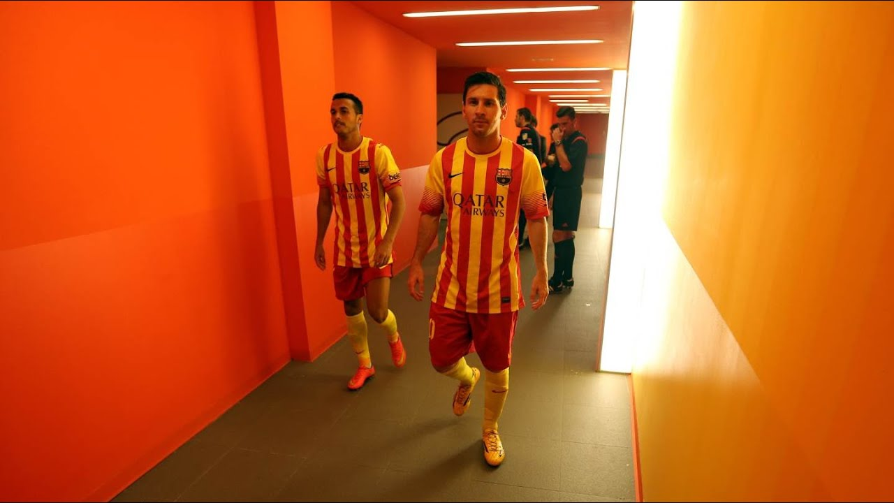Inside view fc barcelona athletic club 2014 15 youtube for Club de fumadores barcelona