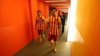INSIDE VIEW - FC Barcelona - Athletic Club (2014/15)