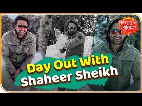 Day Out With Actor Shaheer Sheikh in J&K's Bhaderwah