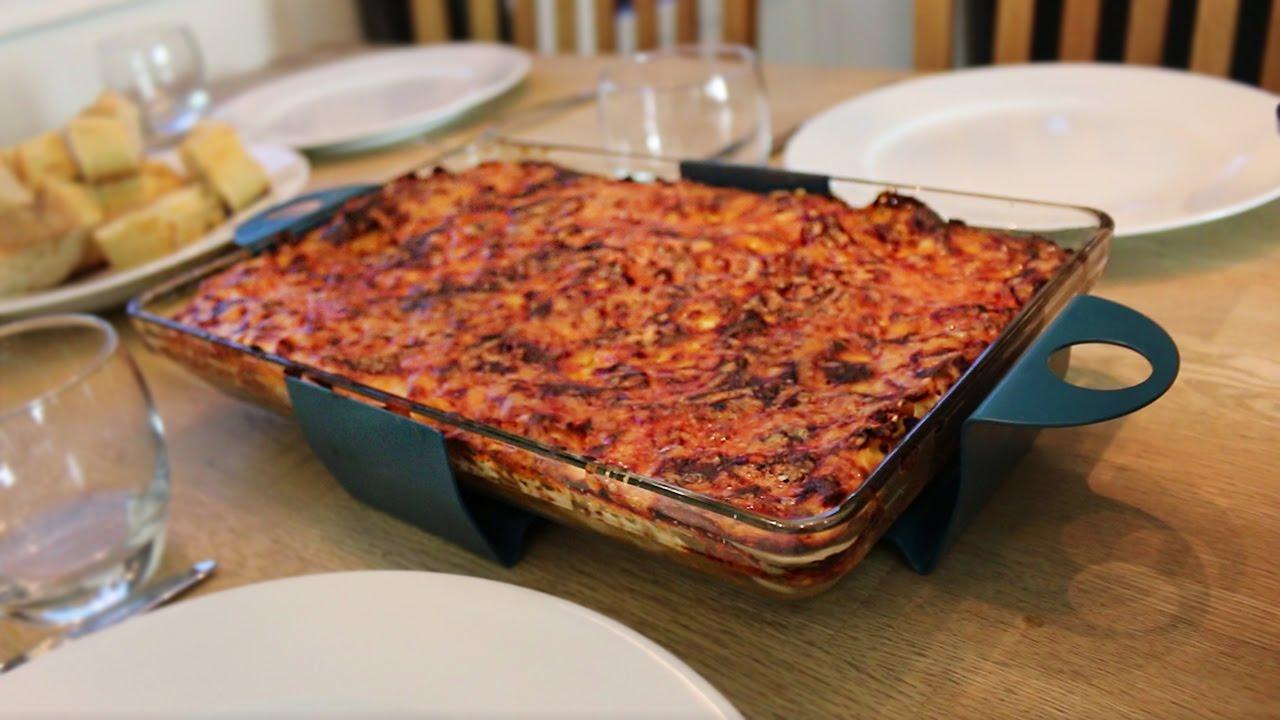 The World S Best Lasagna Recipe Youtube