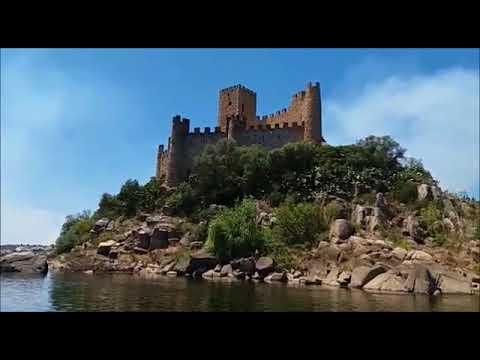 Lenda de Dom Ramiro - Castelo Almourol