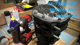 RX-7 Rear Diff Removal and Inspection (Cover and Gear Options)