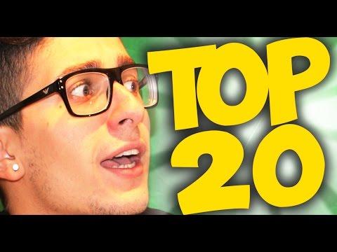 I MIEI 20 MIGLIORI VIDEO DI TUTTO L'ANNO!!