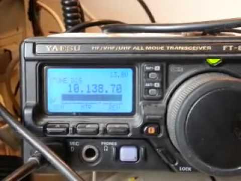 Running the raspberrypi as a wspr transmitter
