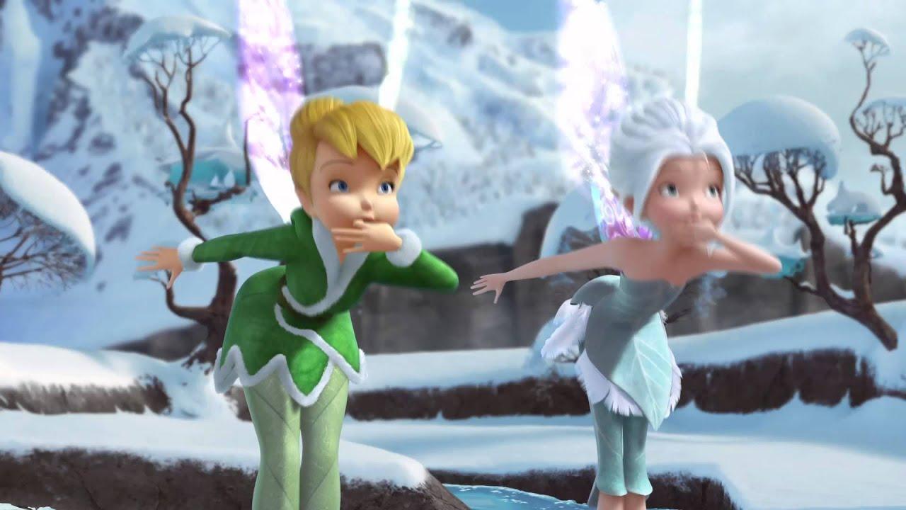 Disney espa a spot campanilla el secreto de las hadas for Bazzel el jardin de los secretos