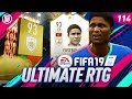EUSEBIO!!!!! ULTIMATE RTG - #114 - FIFA 19 Ultimate Team