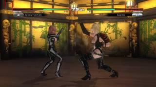DOA5LR Rachel vs Honoka