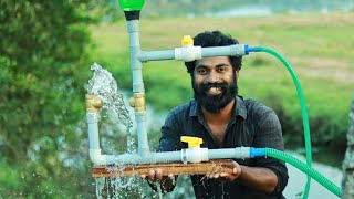 FREE ENERGY WATER PUMP MAKING | RAM PUMP | M4 TECH |