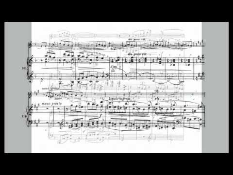 Brahms Violin Sonata No 3 in D minor Op 108 (3/4)