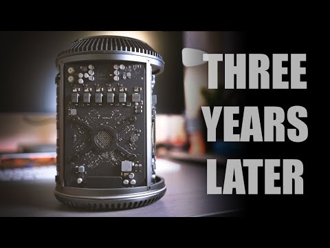 Apple Mac Pro (Late 2013) - 3 Years Later!