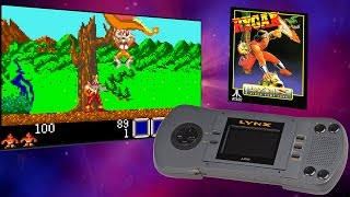 RGVX Attempts : Rygar : Atari Lynx