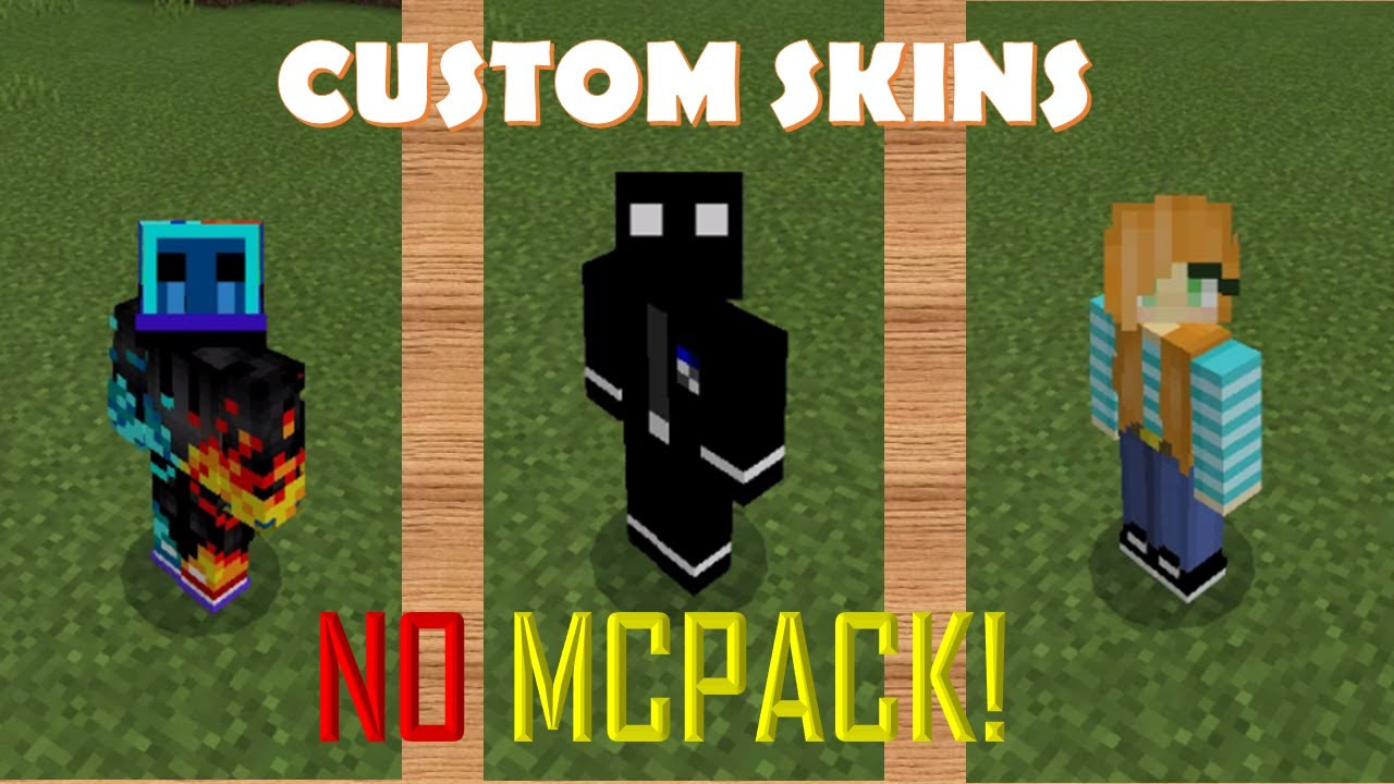 How to Get Custom Skins in Minecraft Education Edition - No MCPack
