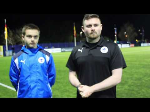Match Reaction: Adam Wood and Ben Miotti happy with Chester's performance