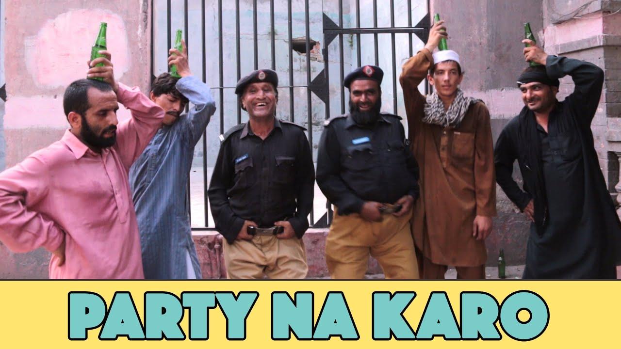 Party Na Karo (Police Version) | MangoBaaz