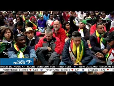 Zimbabwe opposition parties show no confidence in electoral body