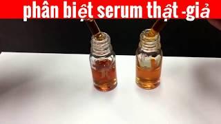 Phân biệt serum thảo dược Kiều Thật giả   đại lý: oanh võ 0165.345.38.34