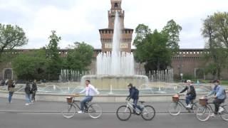 #BellaBellissima: la biciclettata vintage di Unieuro!