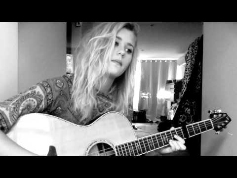 Lua - Bright Eyes (Cover by Lilly Ahlberg)