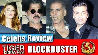 पूरी Bollywood Industry पहुंची Tiger Zinda Hai के Screening पर   कह दिया Blockbuster   Salman khan