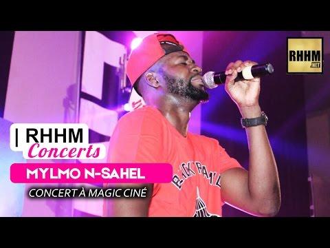 MYLMO, concert inoubliable au Magic Cinéma, par Africa Scène   RHHM Concerts