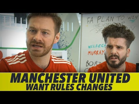 Man United Suggest New Rules To The FA