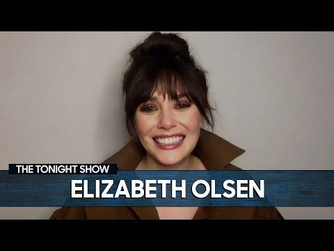 See Elizabeth Olsen React to WandaVision Memes!
