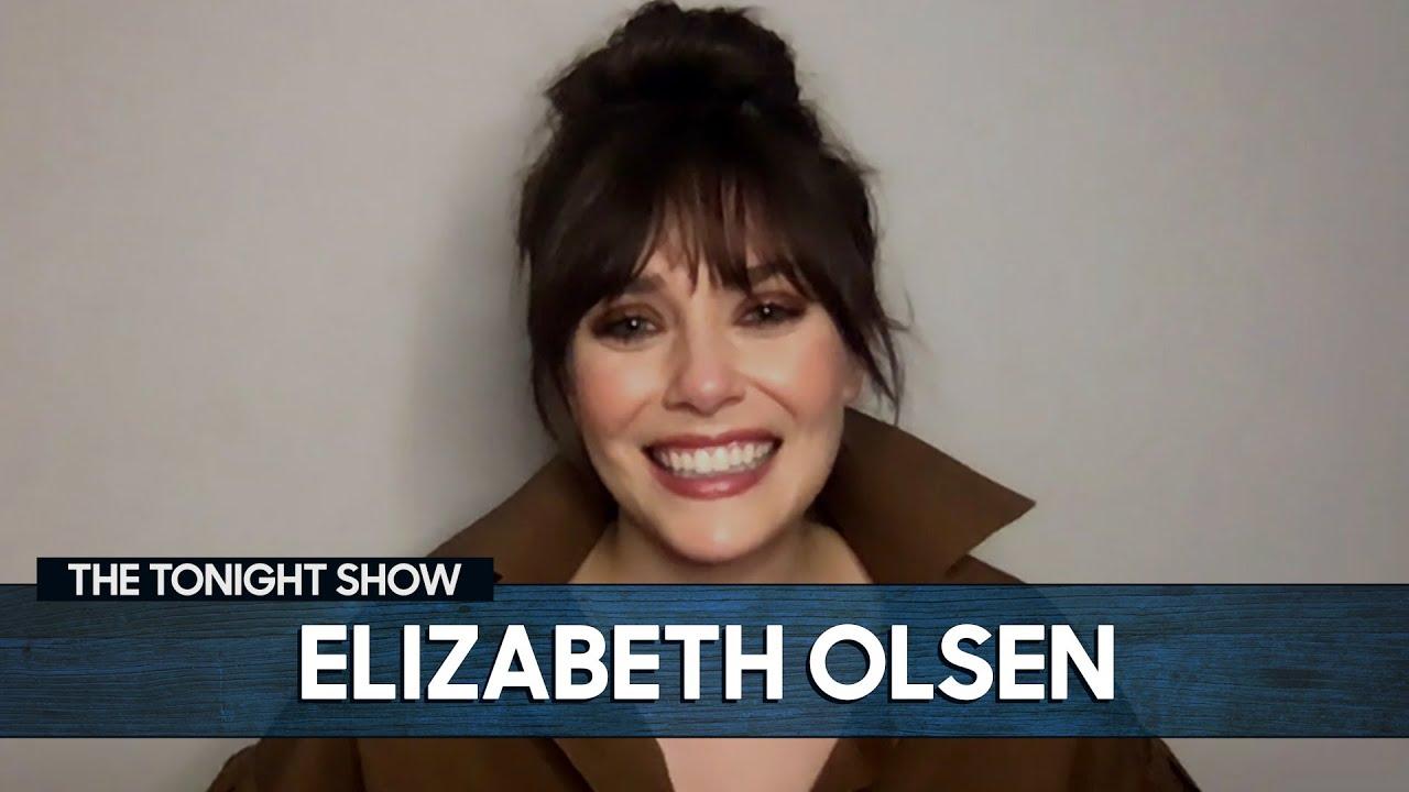 Download Elizabeth Olsen Reacts to WandaVision Memes   The Tonight Show Starring Jimmy Fallon
